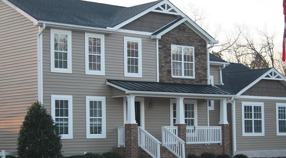 Exterior featured in The Erickson By ValueBuild Homes in Hickory, NC