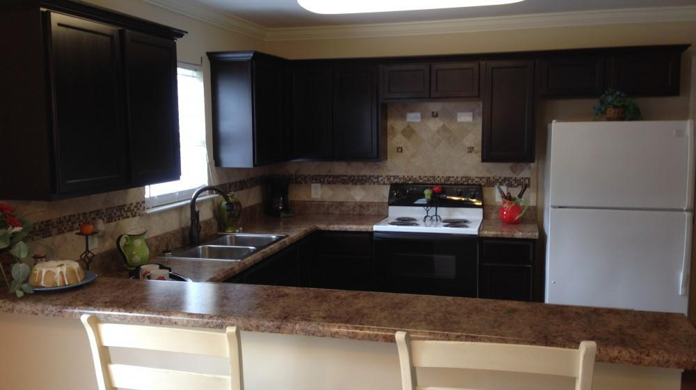Kitchen featured in The Erickson By ValueBuild Homes in Fayetteville, NC