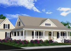 The Creekmore - ValueBuild Homes - Fayetteville - Build On Your Lot: Fayetteville, North Carolina - ValueBuild Homes
