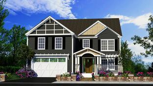 The Cherokee - ValueBuild Homes - Pinehurst - Build On Your Lot: Pinehurst, North Carolina - ValueBuild Homes