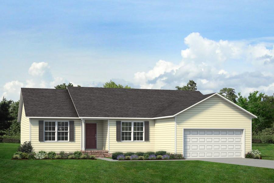 Exterior featured in The Anson By ValueBuild Homes in Hickory, NC