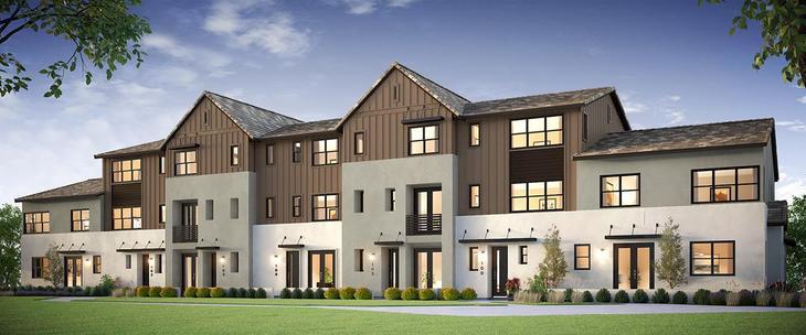Residence 3 - Enliven:Elevation A