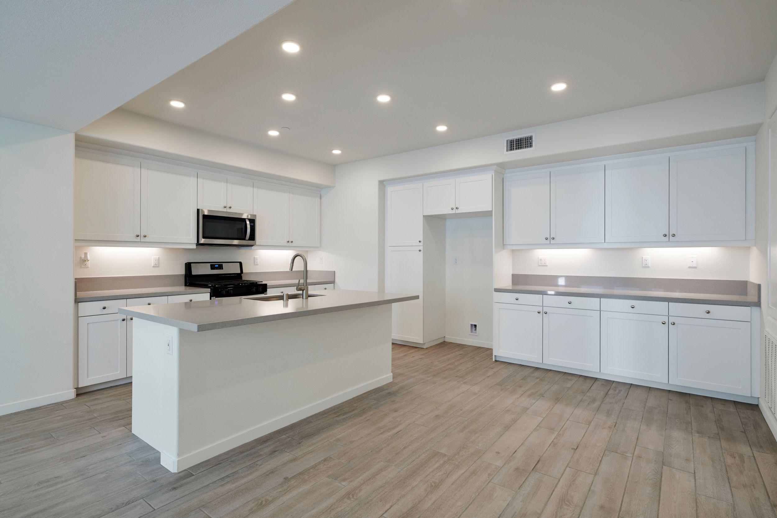 Kitchen featured in the Residence 2 By Van Daele Homes in Riverside-San Bernardino, CA
