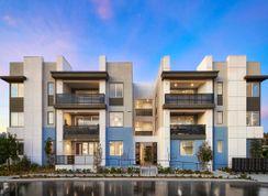 Residence 3 - Aspire at The Resort: Rancho Cucamonga, California - Van Daele Homes
