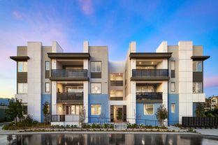 Residence 4 - Aspire at The Resort: Rancho Cucamonga, California - Van Daele Homes