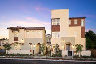 Residence 2 - Lumin at The Resort: Rancho Cucamonga, California - Van Daele Homes