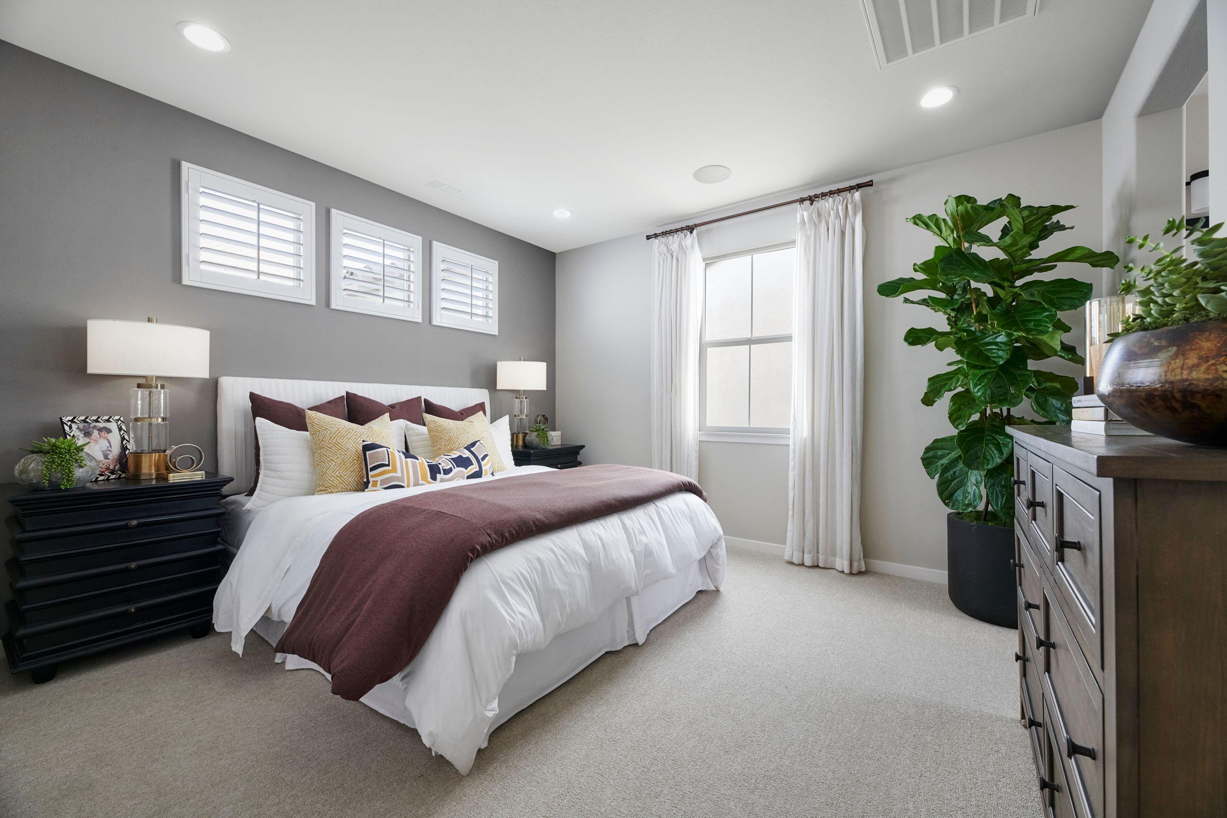 Bedroom featured in the Residence 2  By Van Daele Homes in Riverside-San Bernardino, CA