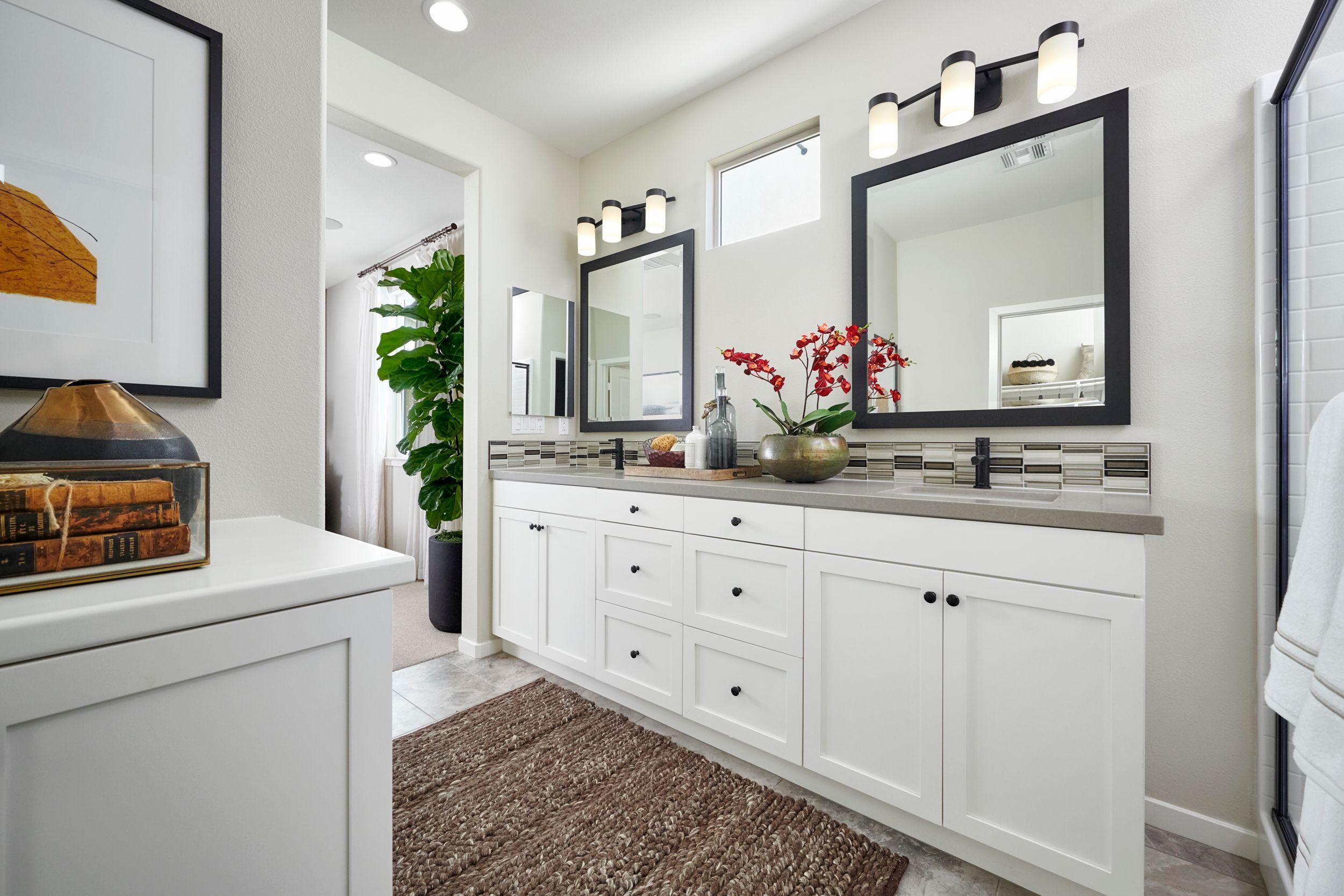 Bathroom featured in the Residence 2  By Van Daele Homes in Riverside-San Bernardino, CA