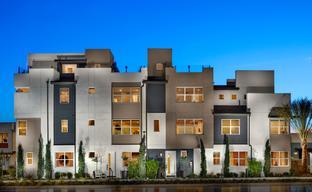 The Row at Terra Vista by Van Daele by Van Daele Homes in Riverside-San Bernardino California