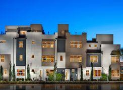 Residence 1 - The Row at Terra Vista by Van Daele: Rancho Cucamonga, California - Van Daele Homes