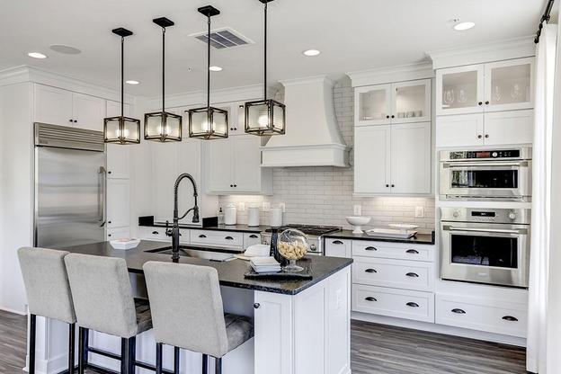 The Stonecroft Model:Kitchen