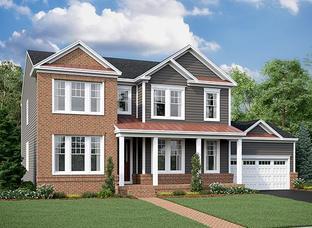 Stratford - Meadowbrook Farm: Leesburg, District Of Columbia - Van Metre Homes