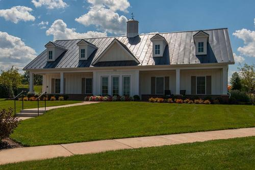 Meadowbrook Farm by Van Metre Homes in Washington Virginia
