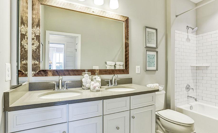 Bathroom featured in the Grandin II By Van Metre Homes in Washington, VA