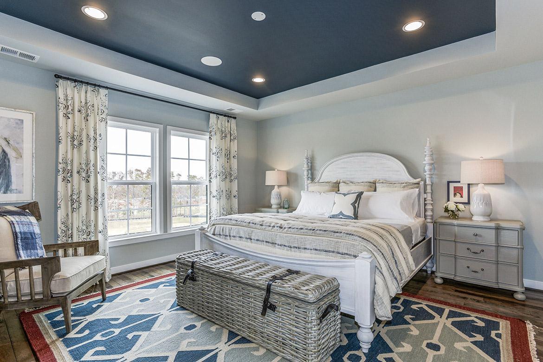 Bedroom featured in the Carver By Van Metre Homes in Washington, VA