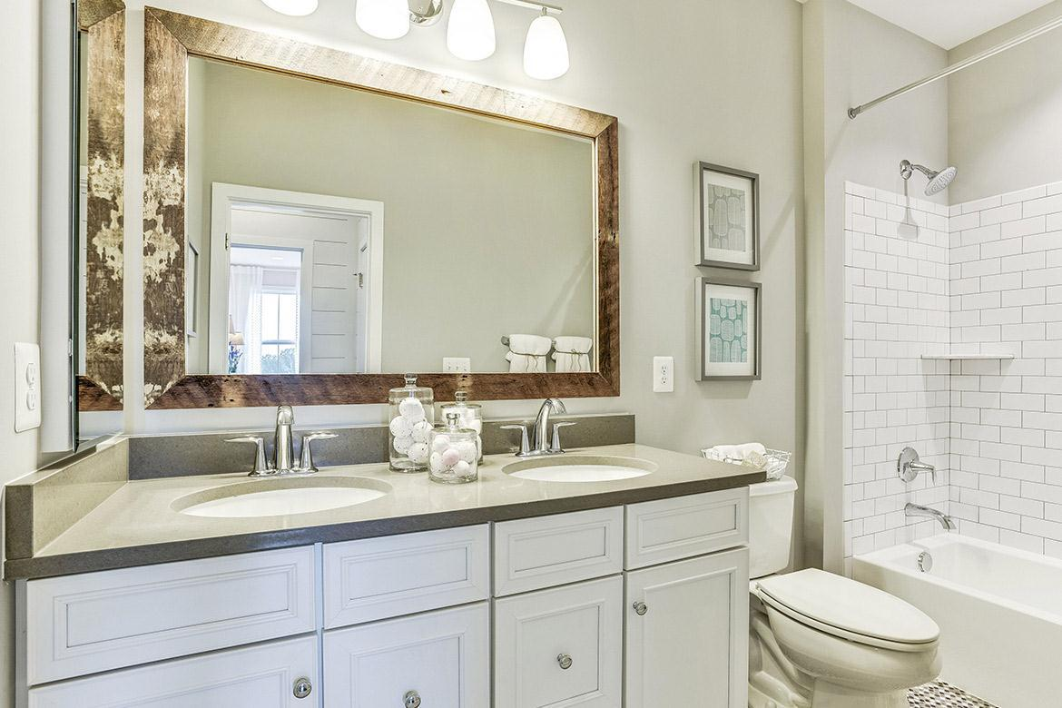 Bathroom featured in the Grandin By Van Metre Homes in Washington, VA