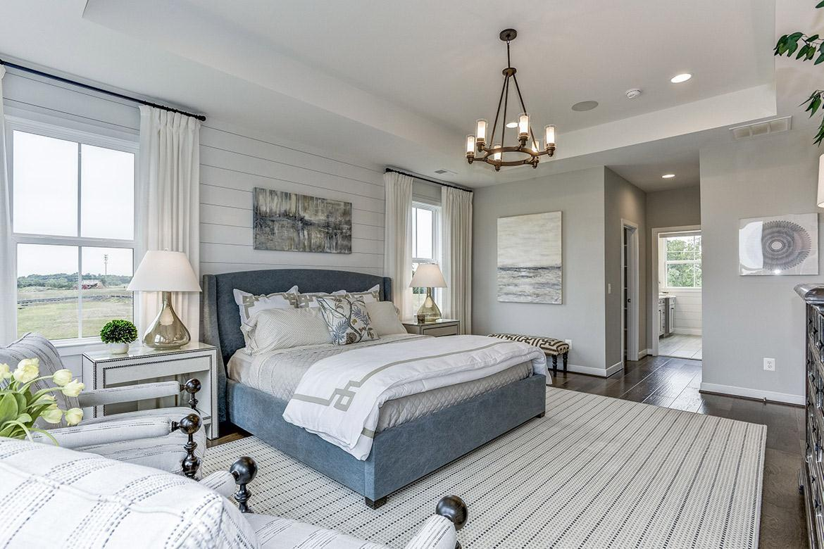 Bedroom featured in the Grandin By Van Metre Homes in Washington, VA
