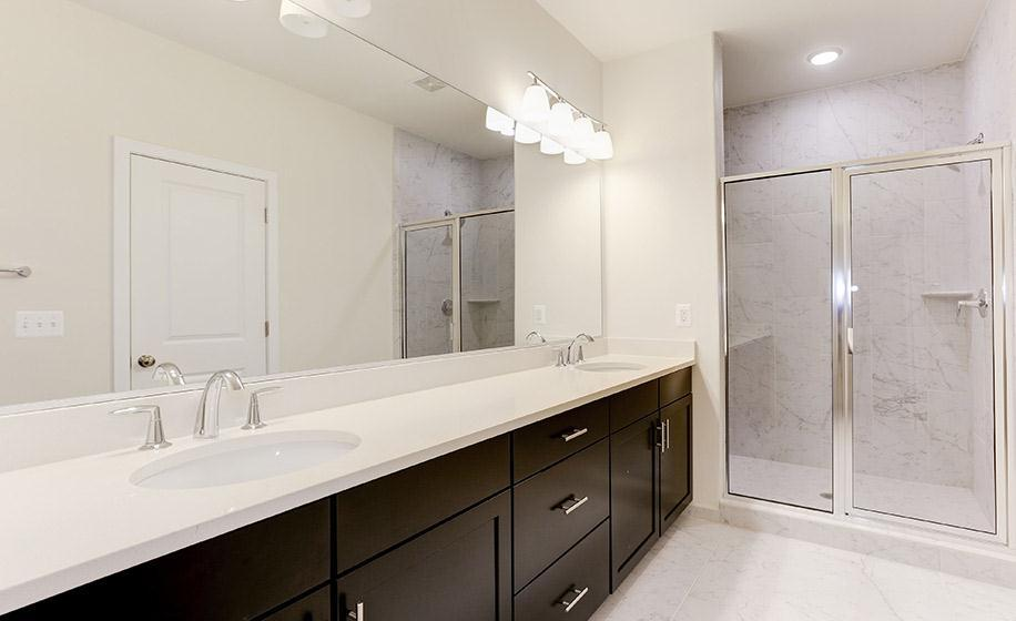 Bathroom featured in the Holt By Van Metre Homes in Washington, VA