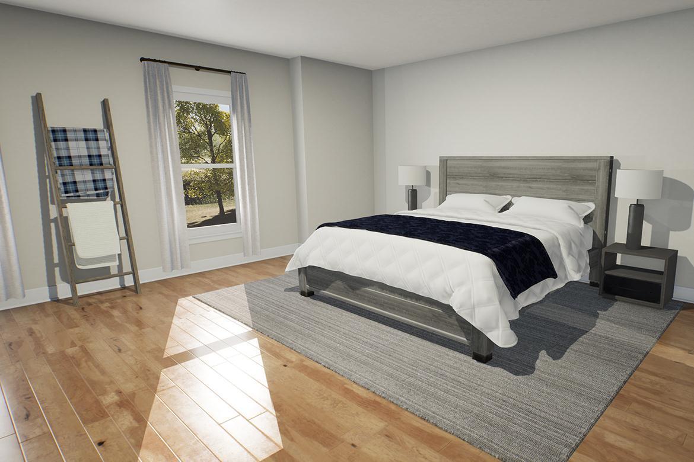 Bedroom featured in the Oatland II By Van Metre Homes in Washington, VA