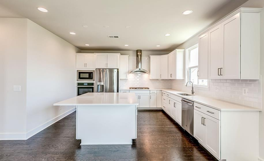 Kitchen featured in the Parr By Van Metre Homes in Washington, VA