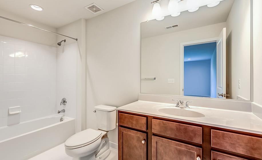 Bathroom featured in the Parr By Van Metre Homes in Washington, VA