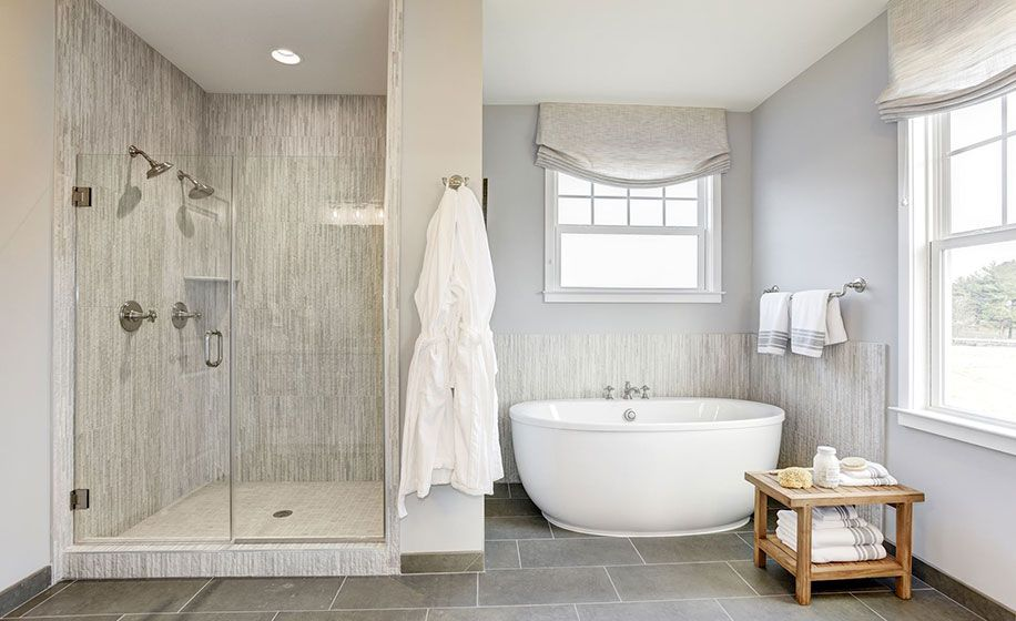 Bathroom featured in the Timberneck II By Van Metre Homes in Washington, VA