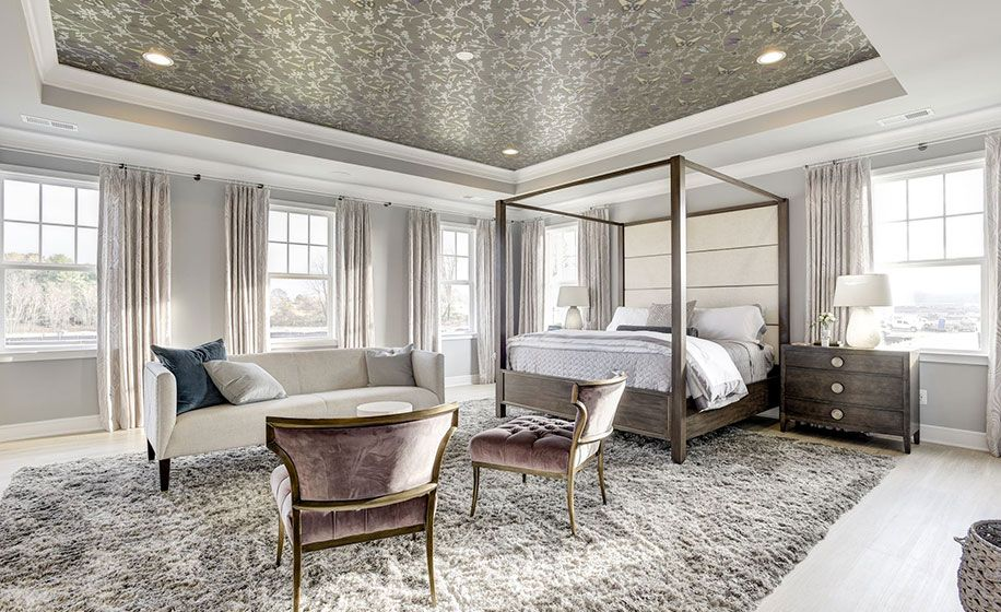 Bedroom featured in the Timberneck II By Van Metre Homes in Washington, VA