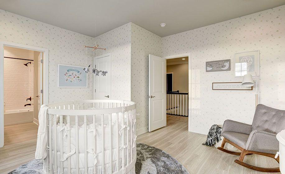 Bedroom featured in the Timberneck II By Van Metre Homes in Washington, VA