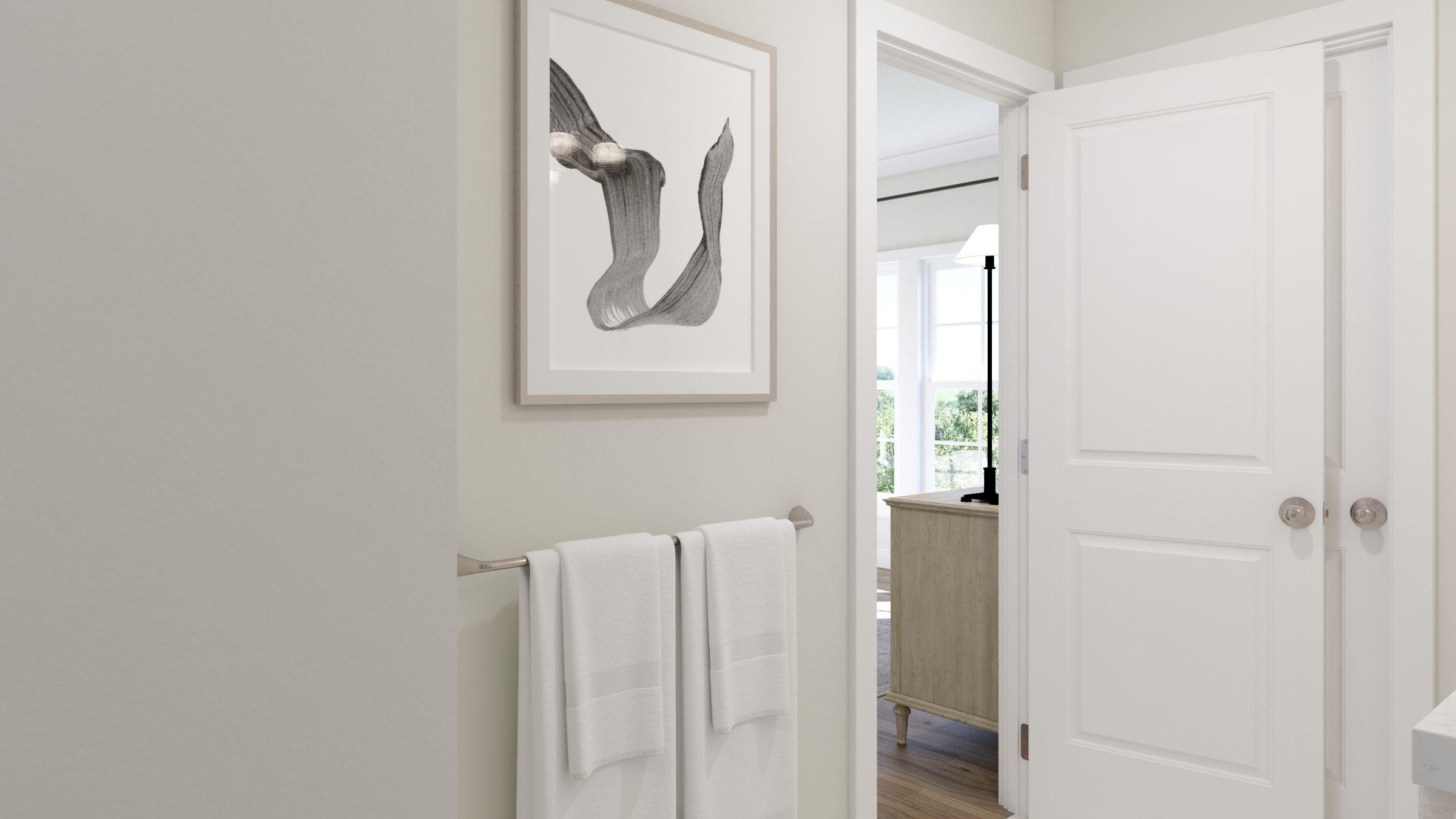 Bathroom featured in the Tristan By Van Metre Homes in Washington, VA