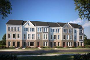 Tristan - Robinson Manor: Gainesville, District Of Columbia - Van Metre Homes