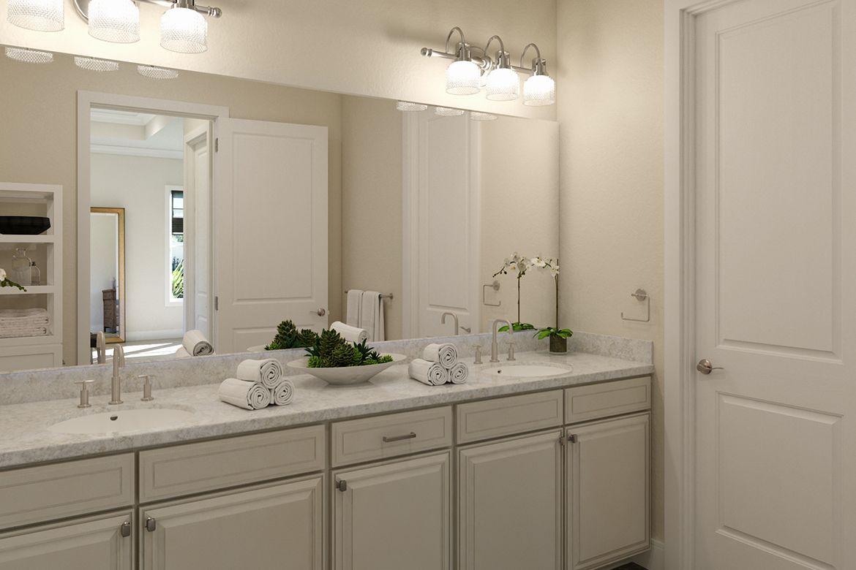 Bathroom featured in the Oatland III By Van Metre Homes in Washington, VA