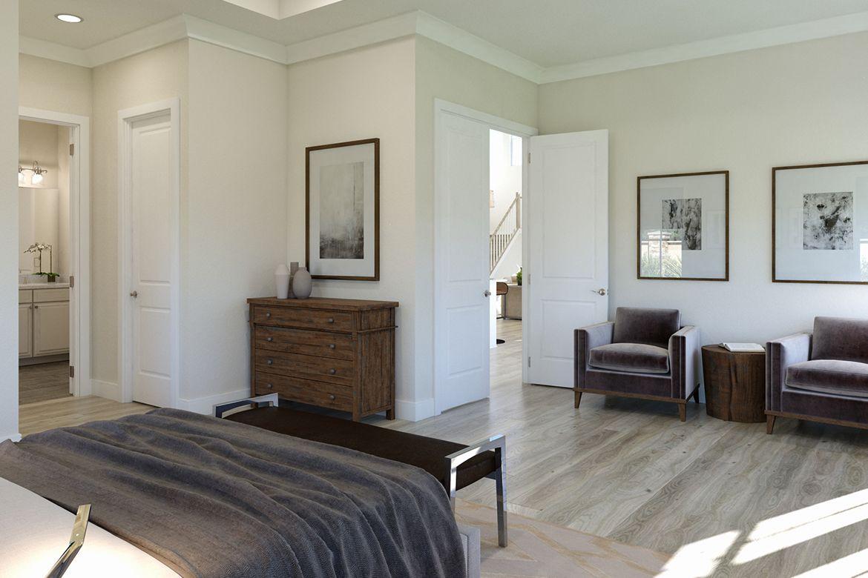 Bedroom featured in the Oatland III By Van Metre Homes in Washington, VA