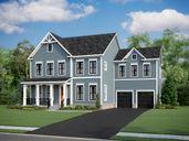 Heritage at Marshall by Van Metre Homes in Washington Virginia