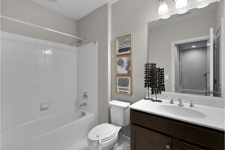 Bathroom featured in the Hamilton By Van Metre Homes in Washington, VA