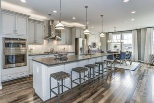 Aldwych - Demott & Silver: Ashburn, District Of Columbia - Van Metre Homes