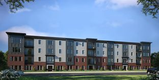Dunbar - Birchwood at Brambleton: Ashburn, District Of Columbia - Van Metre Homes