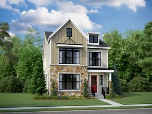 Hamilton - West Park: Brambleton, District Of Columbia - Van Metre Homes
