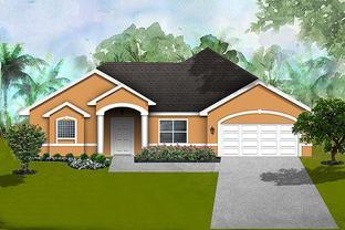 The Chestnut II - Palm Coast: Palm Coast, Florida - Vanacore Homes