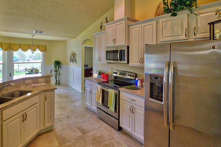 Kitchen featured in The Chestnut II By Vanacore Homes in Daytona Beach, FL