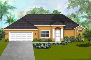 The Azalea - Palm Coast: Palm Coast, Florida - Vanacore Homes