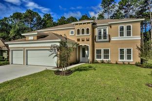 The Palencia - Palm Coast: Palm Coast, Florida - Vanacore Homes