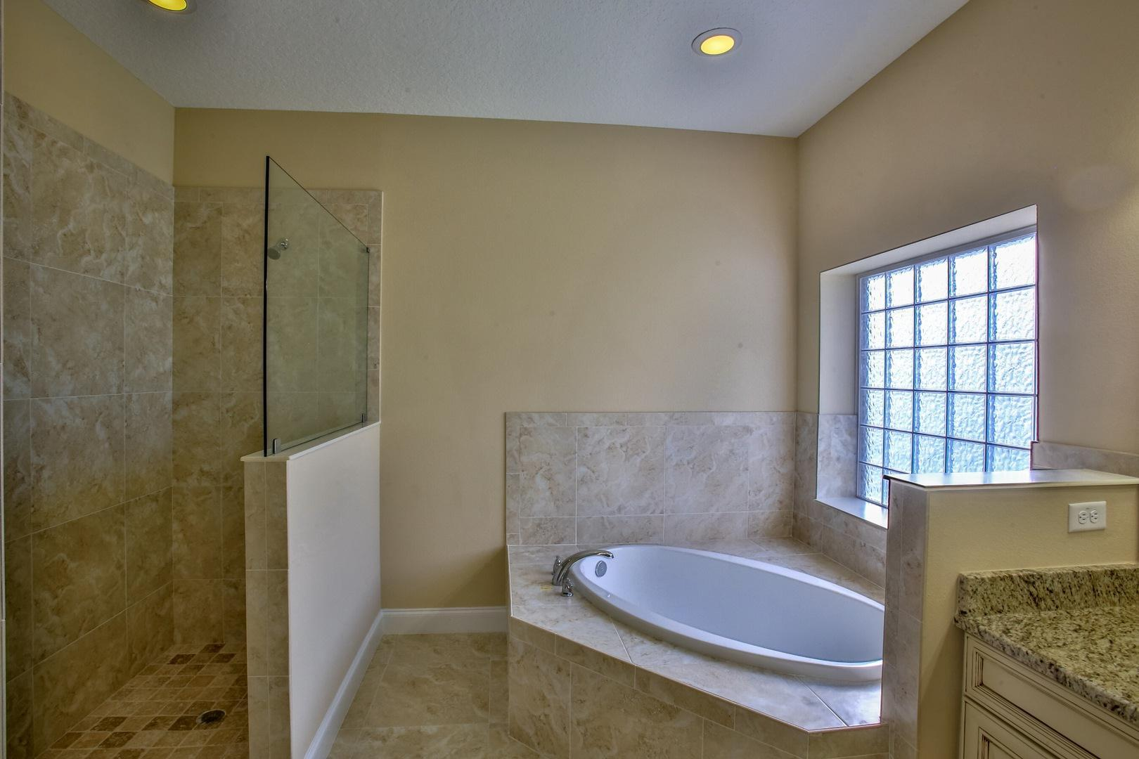 Bathroom featured in The Palencia By Vanacore Homes in Daytona Beach, FL