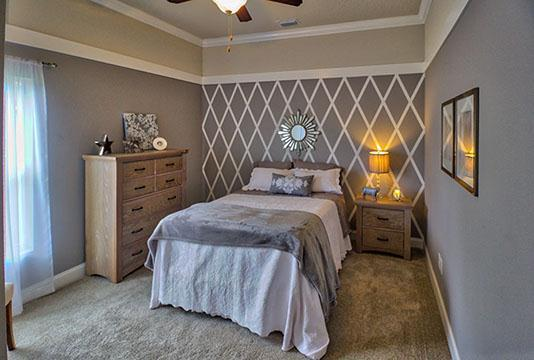 Bedroom featured in The Paris IV Special By Vanacore Homes in Daytona Beach, FL