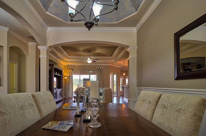 Living Area featured in The Paris IV Special By Vanacore Homes in Daytona Beach, FL
