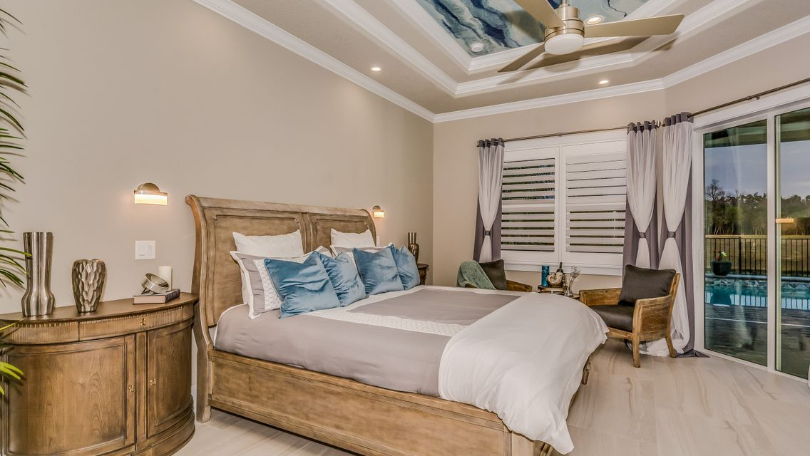Bedroom featured in The Halifax By Vanacore Homes in Daytona Beach, FL