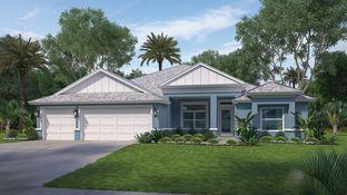 The Arabella - Halifax Plantation: Ormond Beach, Florida - Vanacore Homes