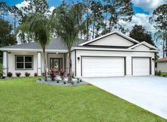 The Coquina II - Halifax Plantation: Ormond Beach, Florida - Vanacore Homes