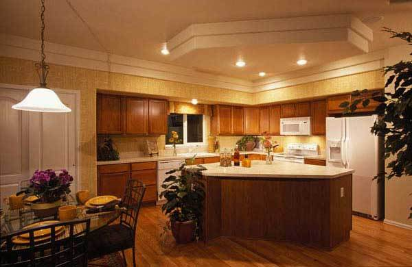Kitchen featured in the Willowwood II By Vantage Homes in Colorado Springs, CO