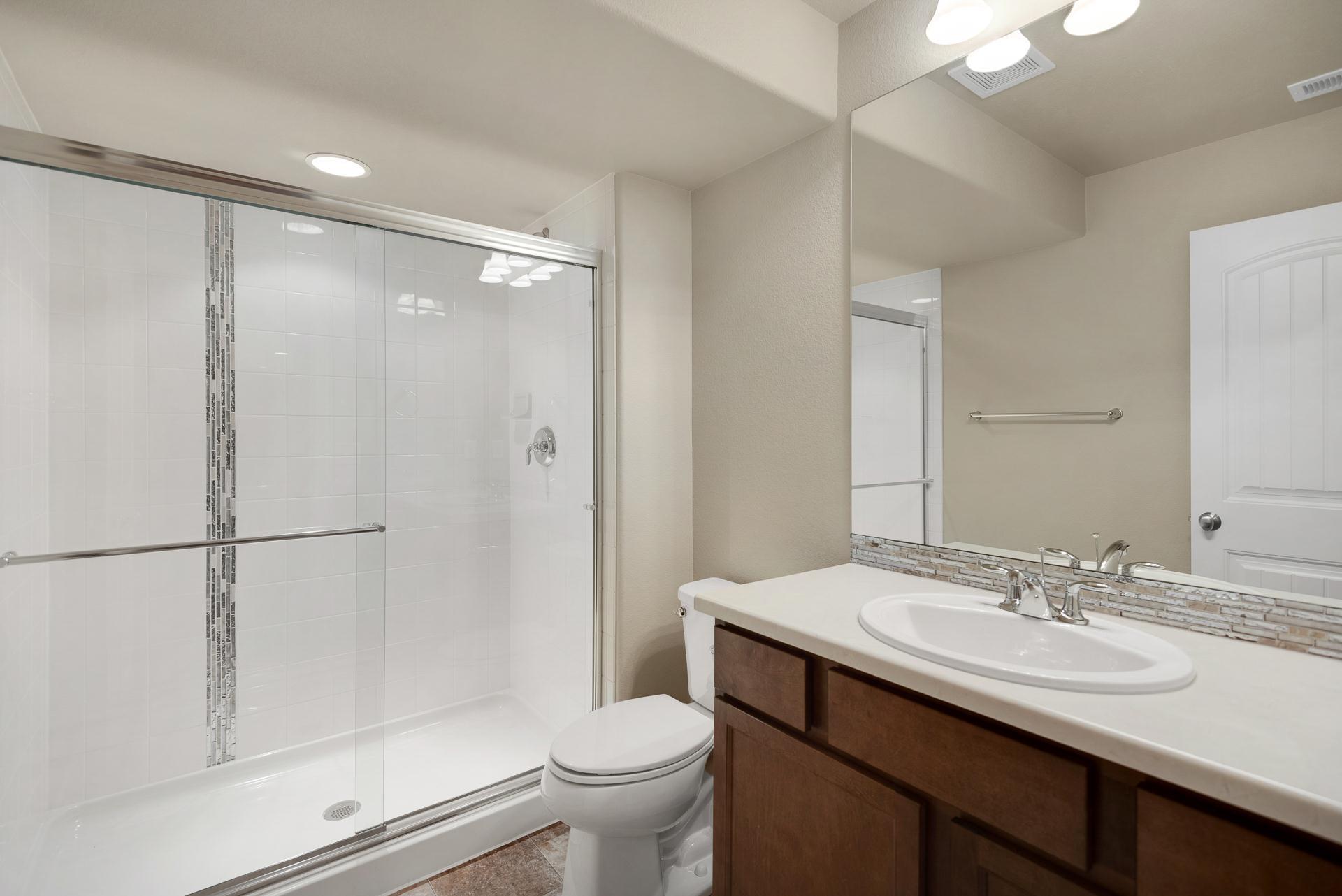 Bathroom featured in the Appaloosa II By Vantage Homes in Colorado Springs, CO