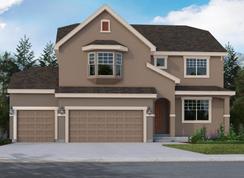 Brentwood - Sterling Ranch: Colorado Springs, Colorado - Vantage Homes